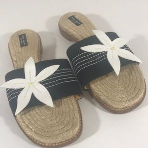 Kate Spade New York espadrille sandals size 8.5